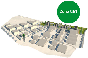 LeoWest Zone GE1 (Modellansicht unverbindlich)