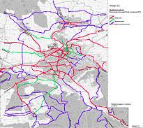 Ablaufschema Radverkehrskonzeption