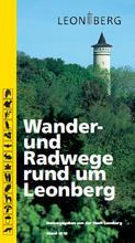 Wander- und Radwegekarte Leonberg