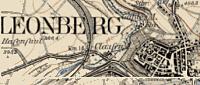 LeoMaps: Leonberg - gestern und heute