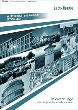 Broschüre Wirtschaftsstandort Leonberg (Stand September 2017)