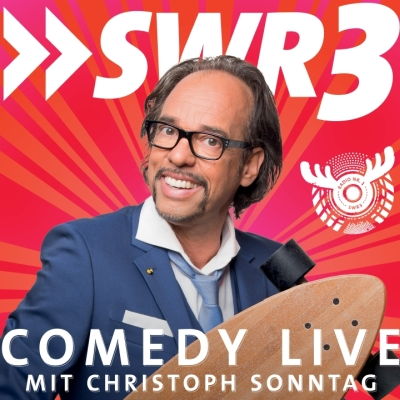 Comedy live mit Christoph Sonntag am 14.12.2018