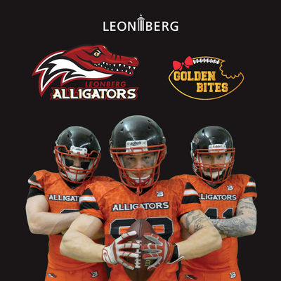 Showtraining American Football und Cheerleading mit den Leonberg Alligators und den Golden Bites