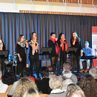 ROCK, POP, JAZZ - die Jugendmusikschule groovt...