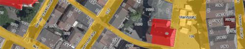 LeoMaps: Grunddaten - Bereich Leonberg