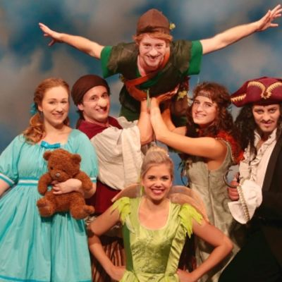 Peter Pan - Das Musical (Foto: Theater Liberi)